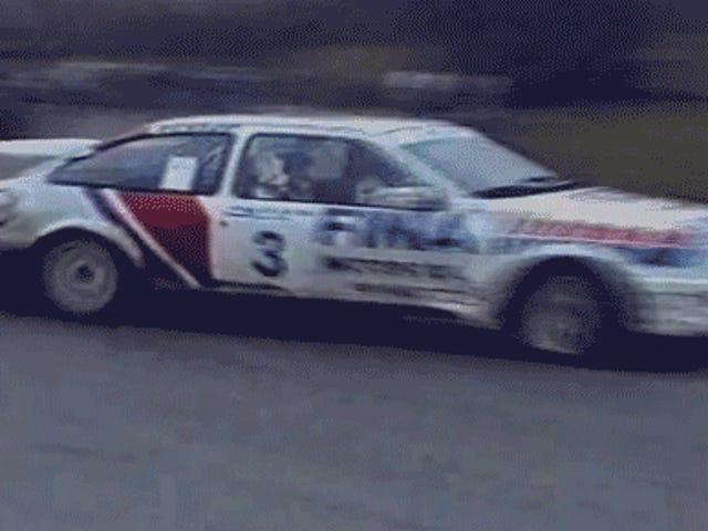 सिएरा कोस्वर्थ, फोर्ड की आखिरी ग्रेट आरडब्ल्यूडी रैली कार