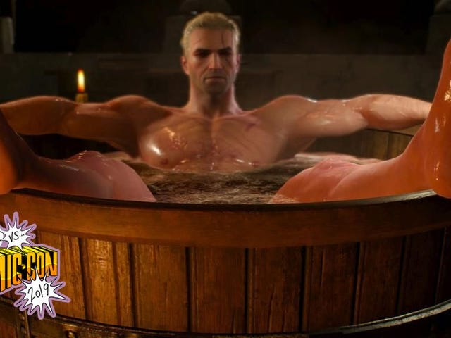 Yes, There Is a Bathtub in Netflix's The Witcher