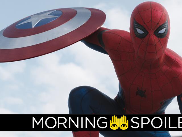 Ο ρόλος του Spider-Man στον <i>Civil War</i> είναι πολύ μεγαλύτερος από τον αναμενόμενο