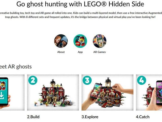 Augmented Reality LEGO...