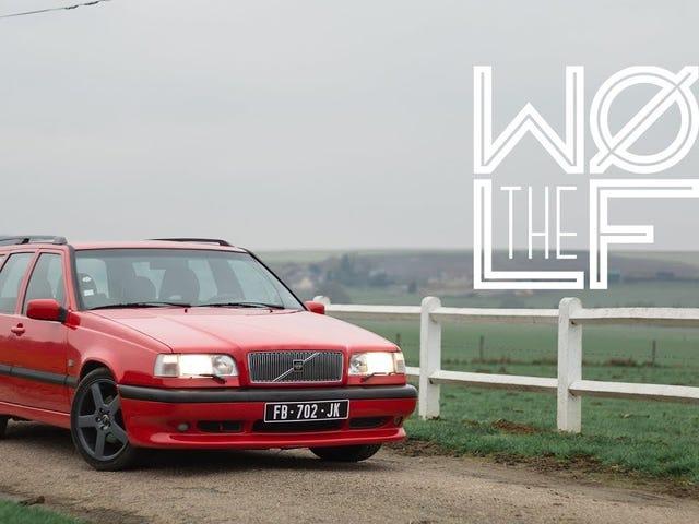 1996 Volvo 850 R: Bất động sản ngủ
