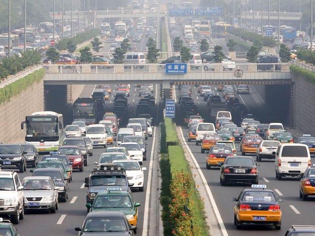 中国将在美国之前拥有自动驾驶汽车,这对任何人都不会感到惊讶