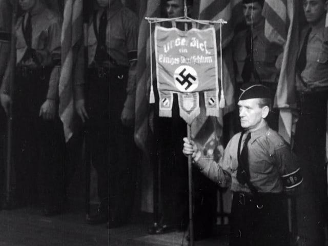Malam Dokumentari Pendek Menjelajah Malam Bahawa Taman Madison Square Menjadi Rali Nazi pada tahun 1939