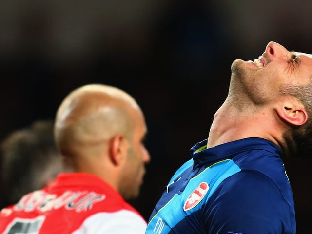 Olivier Giroud Adalah Baik Di Semua Kecuali Kerja-Nya