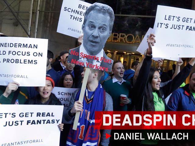 私は弁護士であり、デイリーファンタジー法の専門家Daniel Wallachです。 チャットしよう!