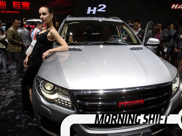 Los consumidores chinos son más estadounidenses que los estadounidenses