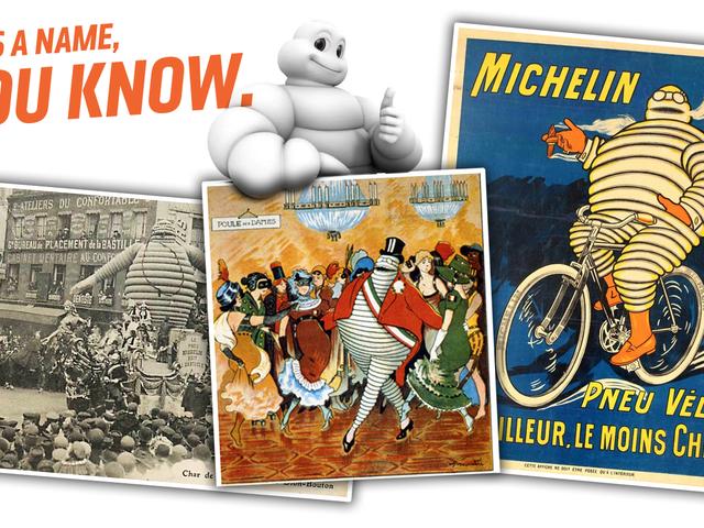 Het is aan mijn aandacht gekomen Sommigen van u kennen nog steeds niet de christelijke naam van de Michelin-man