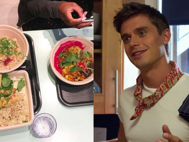 'Seems Like It Needs Flavor': 3 Jezebel Queer Eye Experts Review Antoni's Dry New Restaurant