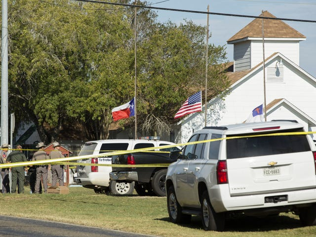 Trump Says Texas Shooting Is a 'Mental Health Problem,' but Was It?