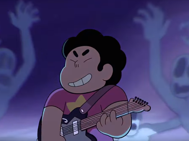 New Episodes of Steven Universe Are Coming, But Not To Your Television