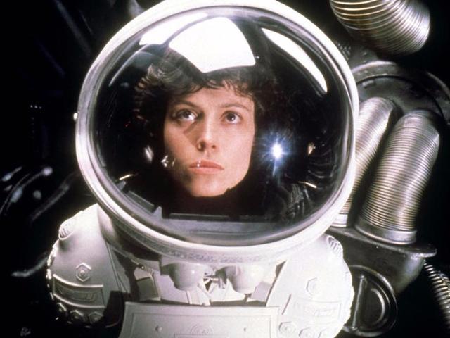 Att Alien High School Play fick sätta på en Encore-prestanda för Ripley Herself