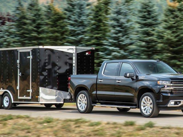 Η GM καθυστερεί τη Chevy Silverado και την GMC Sierra 3.0-Liter Duramax Diesel, ακυρώνει τις παραγγελίες του 2019