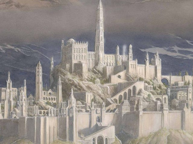 A New J.R.R. Tolkien Book Set in Middle-Earth Is Coming Out This Summer