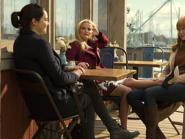 Big Little Lies wrapped up perfectly, but HBO wants another season anyway