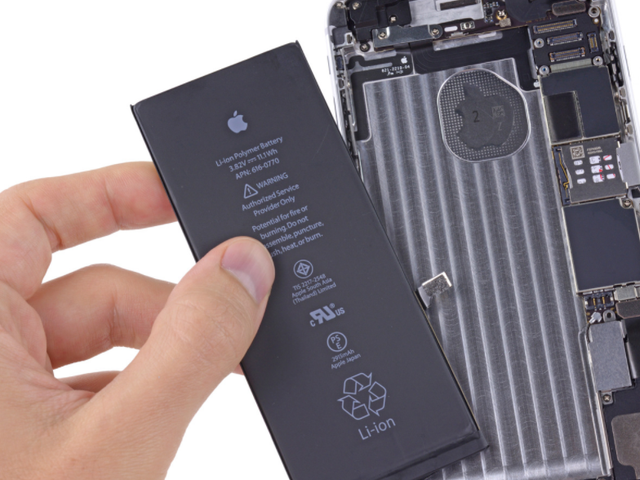 How to Replace Your iPhone 6 Plus Battery Without Apple's Help