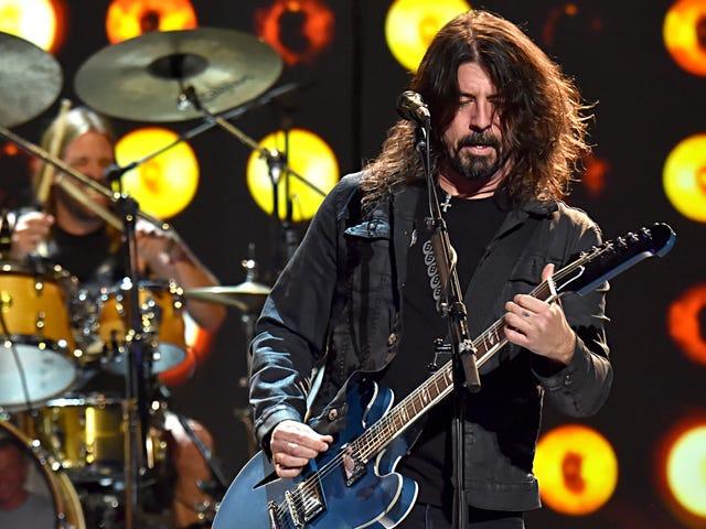 Foo Fighters przełożyli już niektóre daty Van Tour 2020
