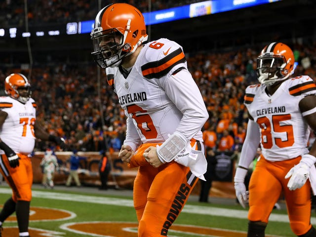 The Browns Are Respectable, And That's Already A Major Achievement