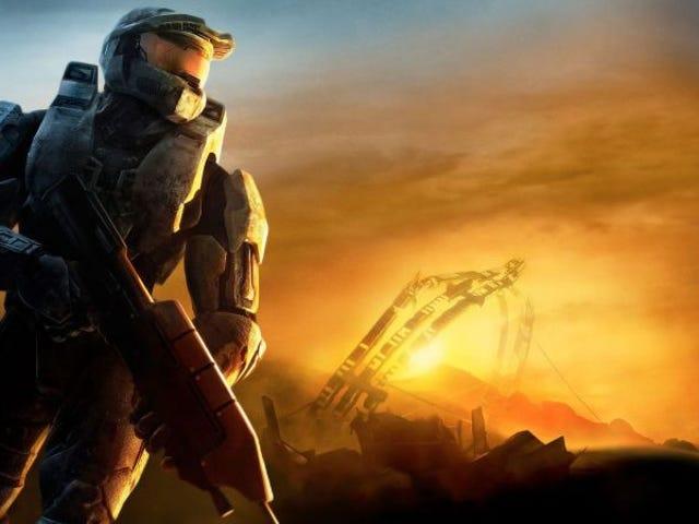 Kotaku의 독자가 운영하는 기사의 오늘 선정 : Halo의 Brilliant, Captivating Soun