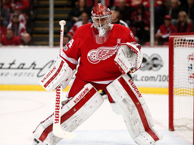 Why Did The Red Wings Expose Petr Mrazek?