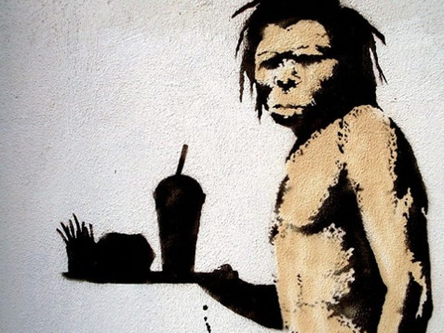 "Break Bad Habits by Tricking Your ""Inner Caveman"""