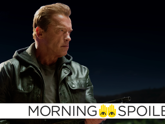 More Dire Rumors About the Future of the Terminator Franchise