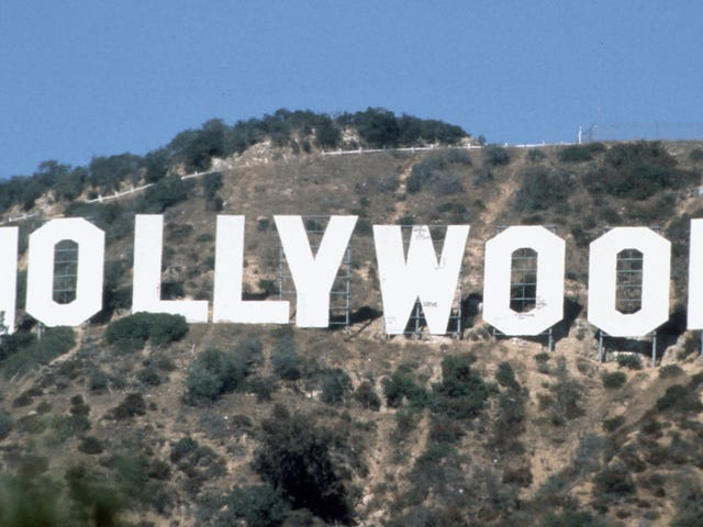 Beep Beep! All Aboard My Personal Tram to the Hollywood Sign!