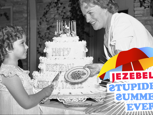 What's the Right Size Birthday Cake?