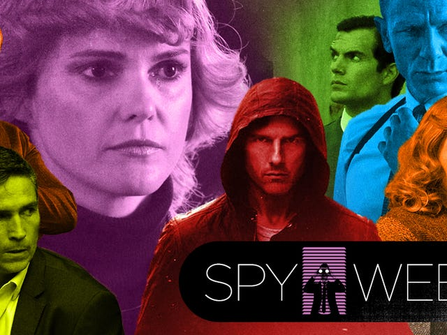 Why 2015 Is The Year Of The Spy