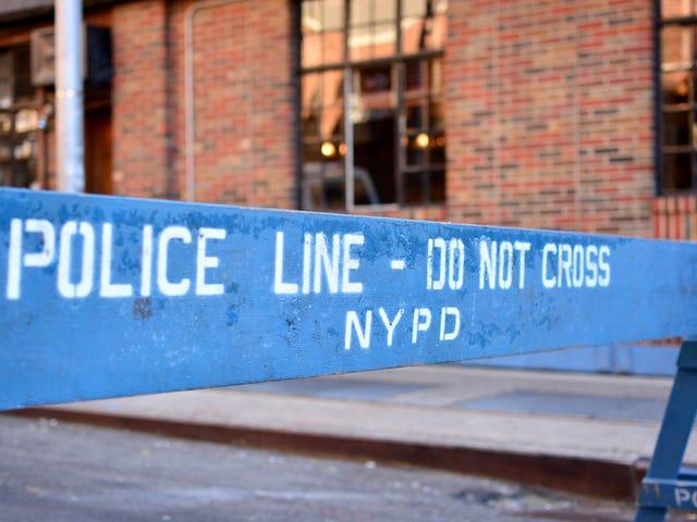 Un propriétaire de restaurant Harlem a essayé d'aider une femme blanche inconsciente.  Maintenant, il poursuit le NYPD pour fausse arrestation