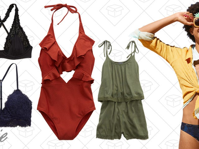 Aerie's Buy One, Get One for $10 Deal Works on Just About Everything