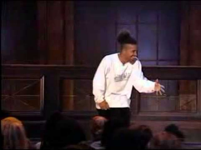 Happy Black History Month! Here's Some Def Poetry Jam