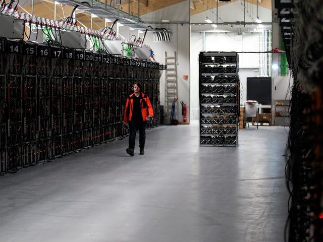 La minería de Bitcoin en Islandia pronto consume más energía que todos los residentes del país