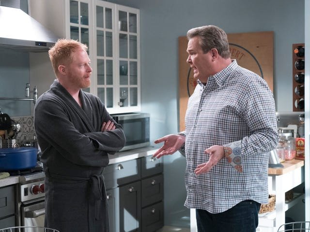 Modern Family takes a step backwards while furthering Haley's story