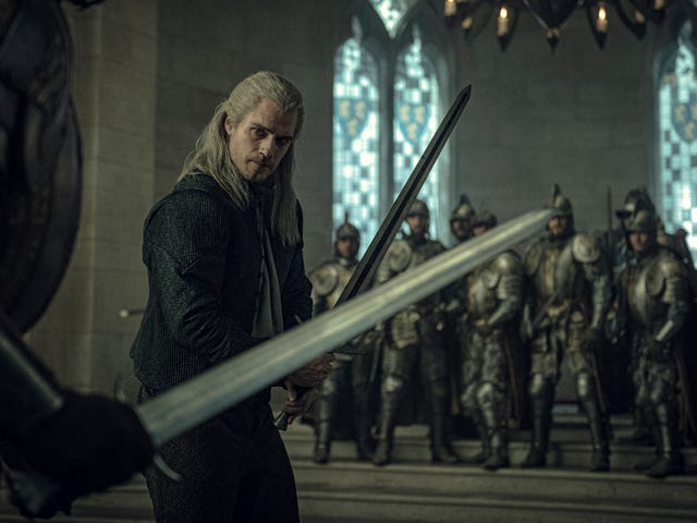 The Witcher to witch again with an early second-season renewal at Netflix