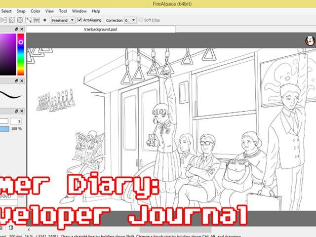 Developer Diary Day Twenty-Two: