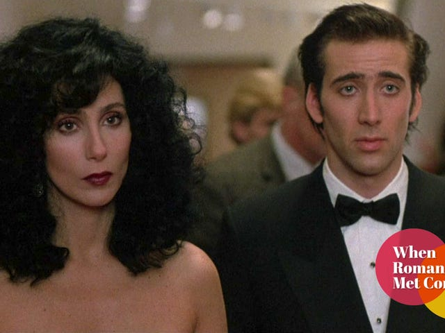 Nicolas Cage romanced Cher in one of the weirdest rom-coms ever made