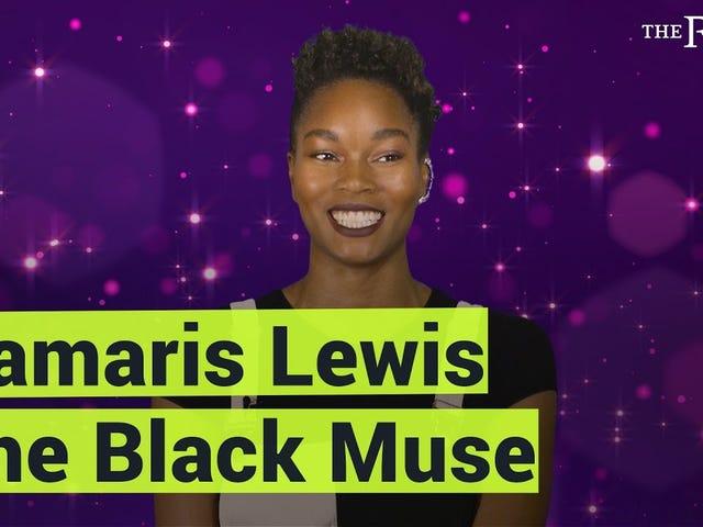 """Regarder: Damaris Lewis, """"Black Muse"""" du prince"""