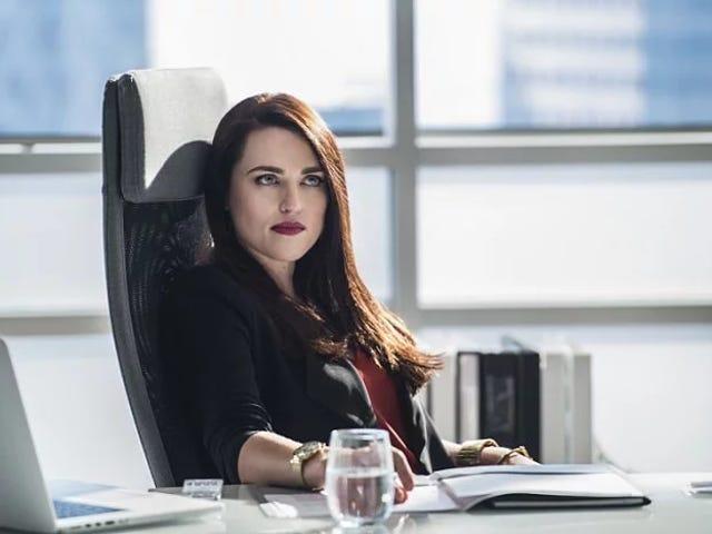 The Strange Origin of Lena Luthor