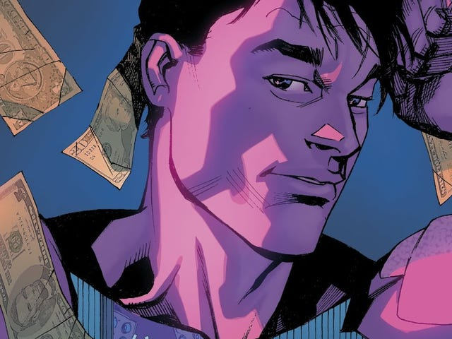 Nightwing's Still Using His Sexuality to Make Comics More Progressive