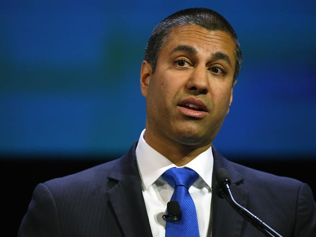 Ajit Pai can't even put together an FCC advisory panel without it being full of corruption