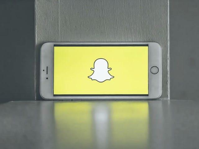 Cómo volver a la antigua versión de Snapchat si ya has actualizado