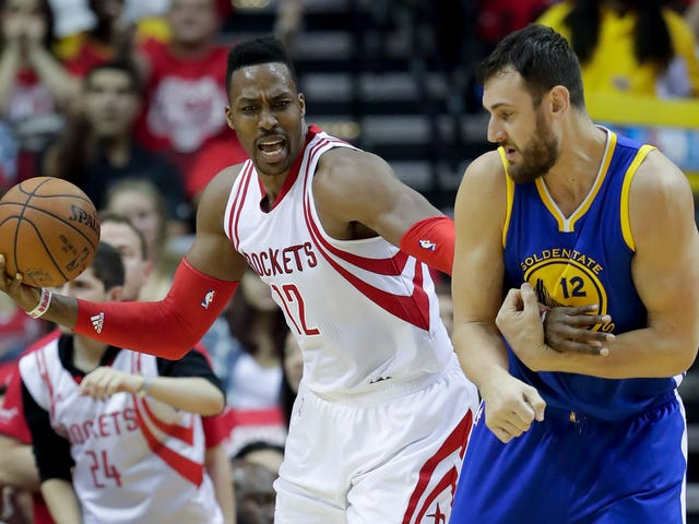 Daryl Morey vaatii Warriors for Dirty Play