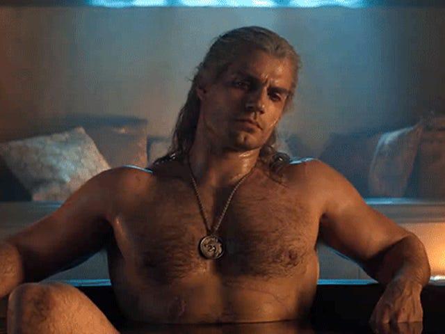 Логистика ванной остановила Генри Кавилла из-за воссоздания самого сильного момента ведьмака