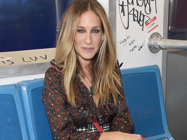 Sarah Jessica Parker Appears to Have Strict Guidelines About Vaseline But Not Tacos
