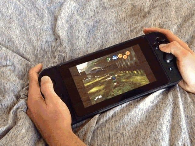 Watch This Guy Bygg en Nintendo Switch Clone som spelar tusentals klassiska spel