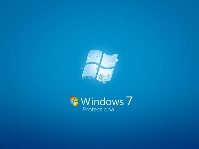 Microsoft ya deja descargar un archivo ISO de Windows 7 para reinstalar