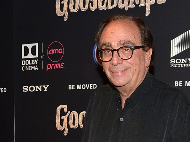 R.L. Stine Is Working on a Creepy New Line of Graphic Novels