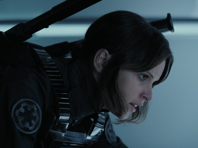 Rogue One Teased the First Order's New Gadget From The Last Jedi