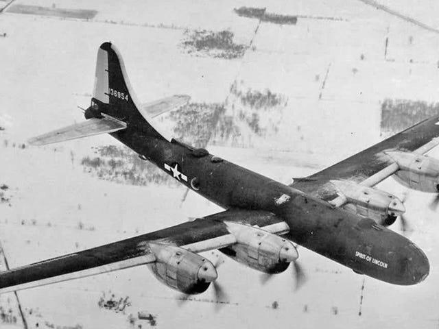Le Boeing XB-39 Superfortress: Quatre-vingt-seize cylindres de muscle américain