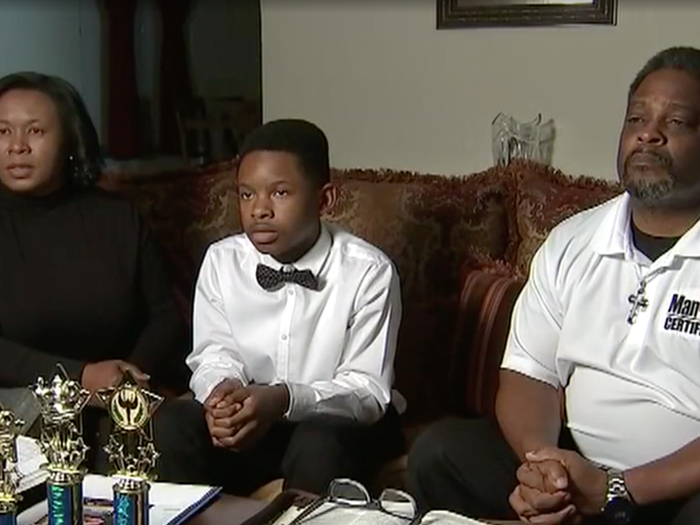 An Honor Roll Student Unknowingly Paid for His School Lunch With Counterfeit Money. His School Suspended Him for 2 Weeks